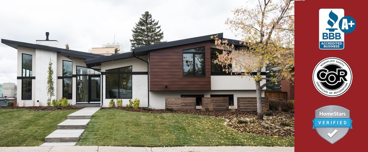 calgary roofing and siding company project